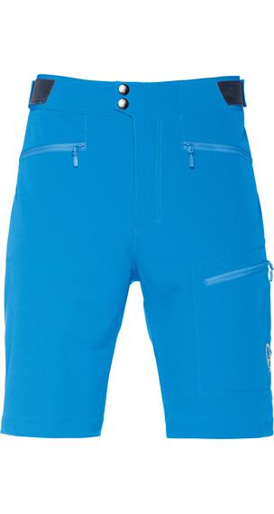 Norrøna Falketind Flex1 korte broek blauw